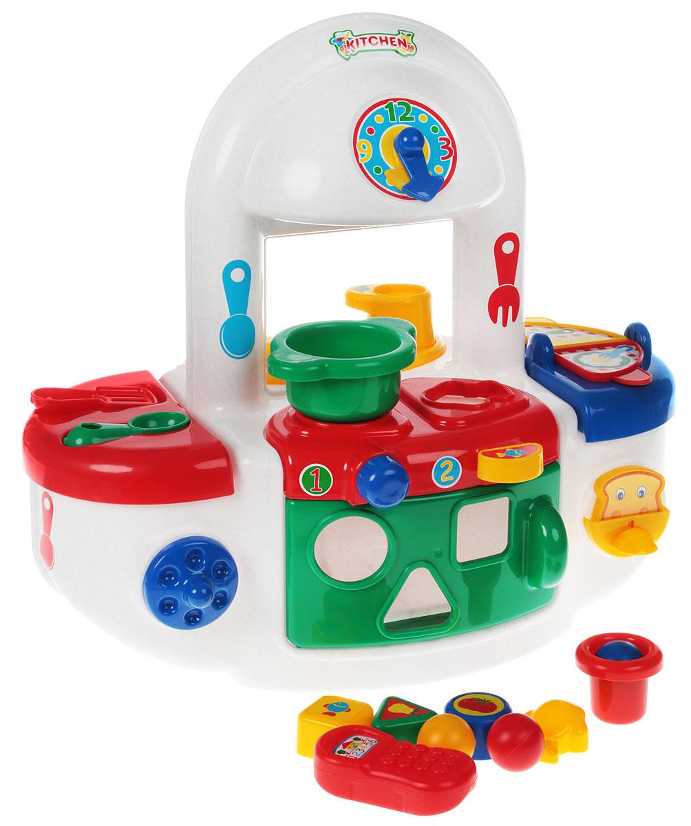 Полесье Игровой набор Кухня 6454 полесье набор для песочницы 406