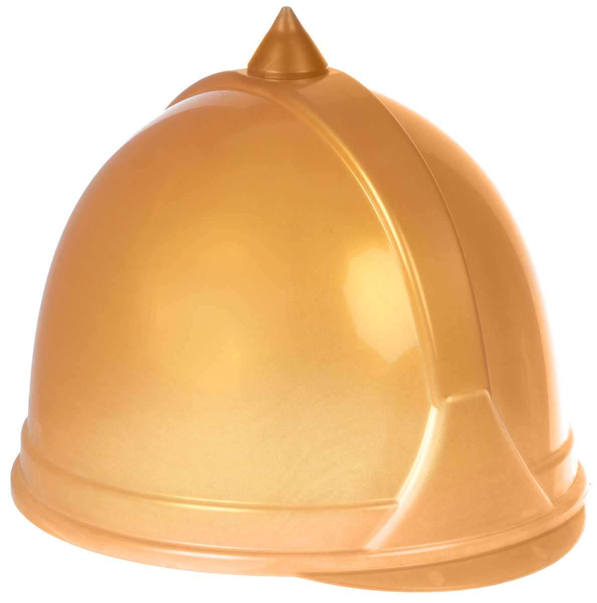 Пластмастер Шлем Витязь цвет золотистый Пластмастер