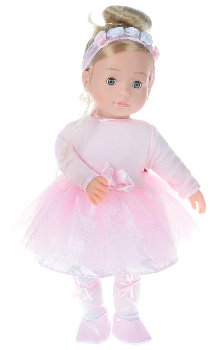 Dimian Кукла Molly Ballerina цвет розовый - Куклы и аксессуары