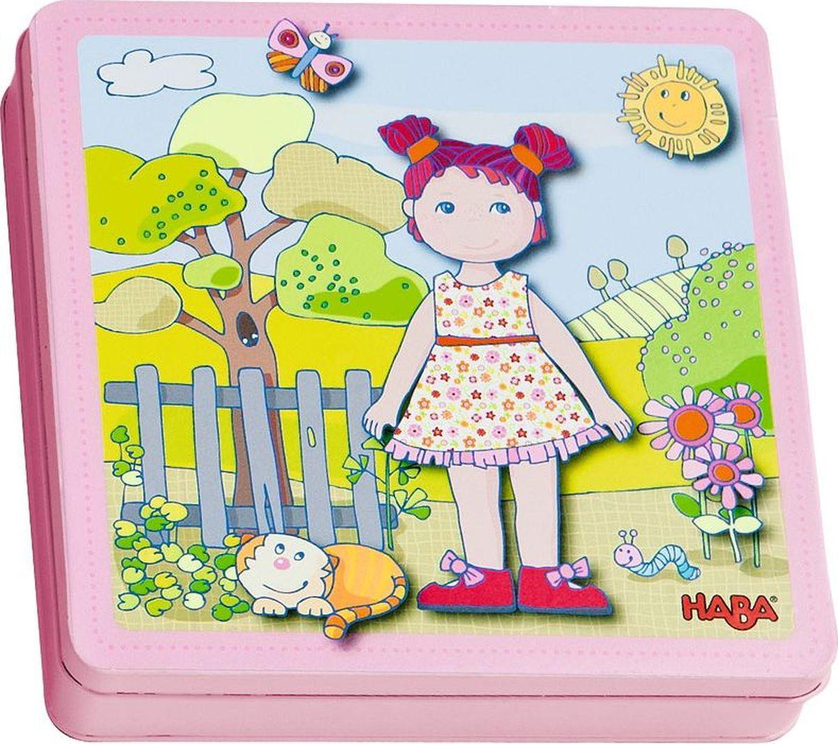 Haba Обучающая игра Кукла Лилли