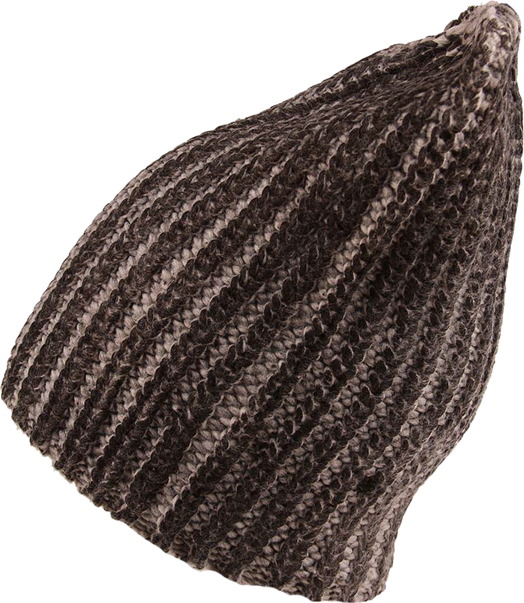 Шапка женская Venera, цвет: серый, бежевый. 9806556-23/1. Размер универсальный9806556-23/1 ШапкаСтильная женская шапка Venera, выполненная из комбинированной пряжи, станет отличным дополнением вашего образа в холодную погоду.Шапка Venera отлично дополнит ваш повседневный образ, это универсальный и очень практичный аксессуар.