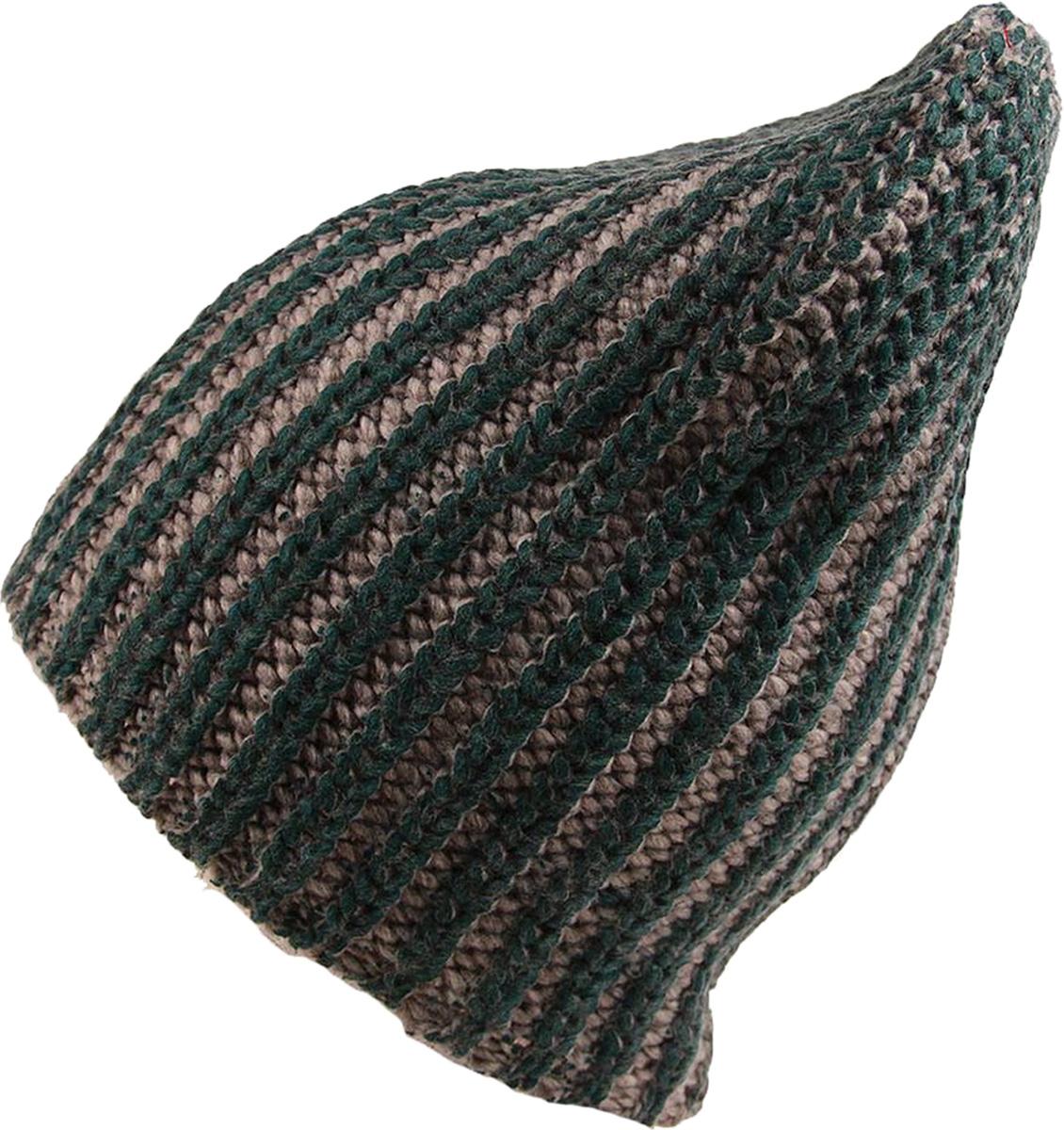 Шапка женская Venera, цвет: оливковый, бежевый. 9806556-14/1. Размер универсальный9806556-14/1 ШапкаСтильная женская шапка Venera, выполненная из комбинированной пряжи, станет отличным дополнением вашего образа в холодную погоду.Шапка Venera отлично дополнит ваш повседневный образ, это универсальный и очень практичный аксессуар.