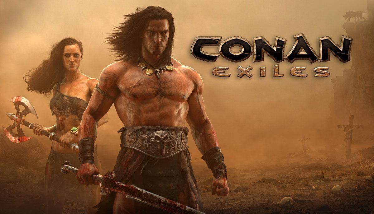 Conan Exiles. Коллекционное издание (PS4) игра