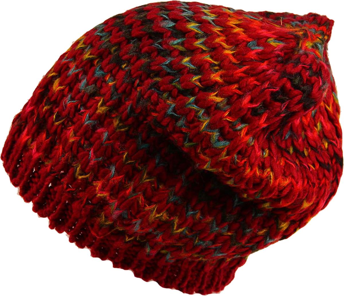 Шапка женская Venera, цвет: красный, коричневый, желтый, розовый, голубой. 9806456-04. Размер универсальный9806456-04 ШапкаСтильная женская шапка Venera, выполненная из комбинированной шерстяной пряжи, станет отличным дополнением вашего образа в холодную погоду. Широкая резинка по низу изделия обеспечивает удобную посадку и идеальное облегание. Шапка Venera отлично дополнит ваш повседневный образ, это универсальный и очень практичный аксессуар.