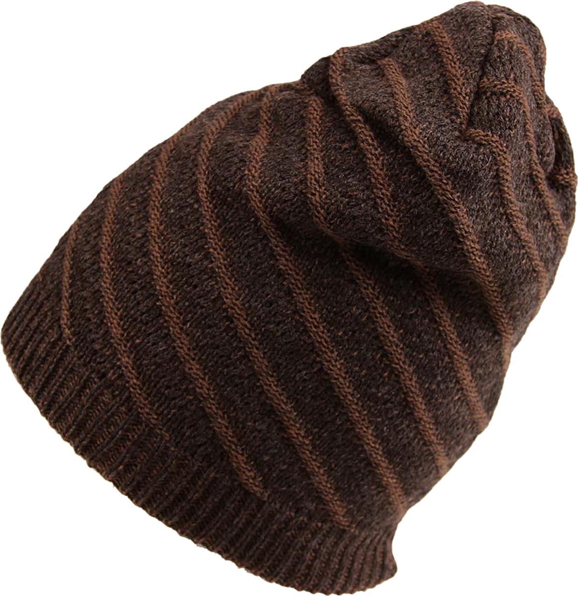 Шапка женская Venera, цвет: коричневый. 9806256-19/1. Размер универсальный9806256-19/1 ШапкаСтильная шапка, отличный аксессуар для современной девушки, удобен в повседневной носке, легко комбинируется с различной верхней одеждой