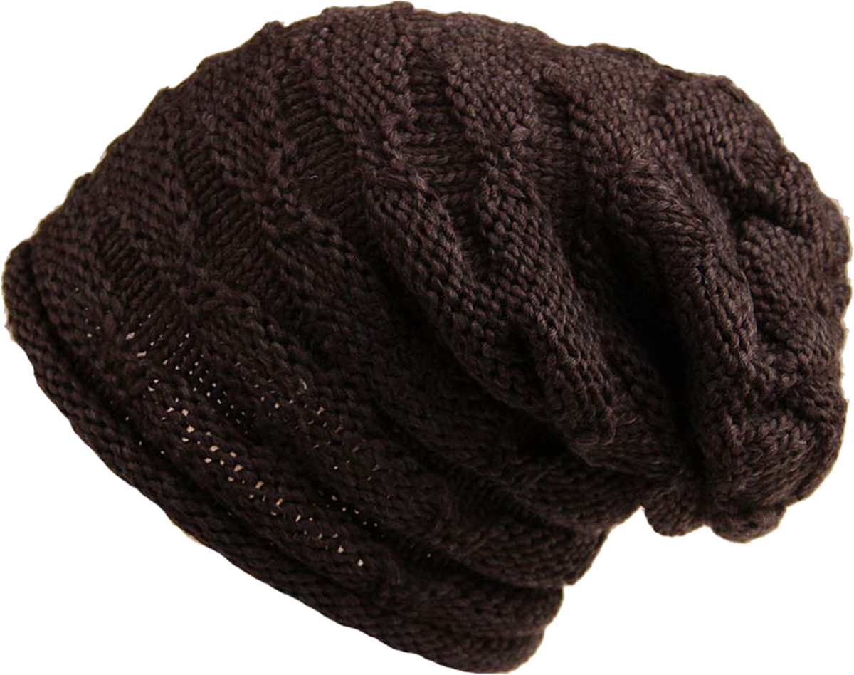Шапка женская Venera, цвет: коричневый. 9806156-19. Размер универсальный9806156-19 ШапкаСтильная женская шапка Venera, выполненная из комбинированной пряжи, станет отличным дополнением вашего образа в холодную погоду. Сочетание простой и декоративной вязки создает уникальное изделие. Шапка Venera отлично дополнит ваш повседневный образ, это универсальный и очень практичный аксессуар.