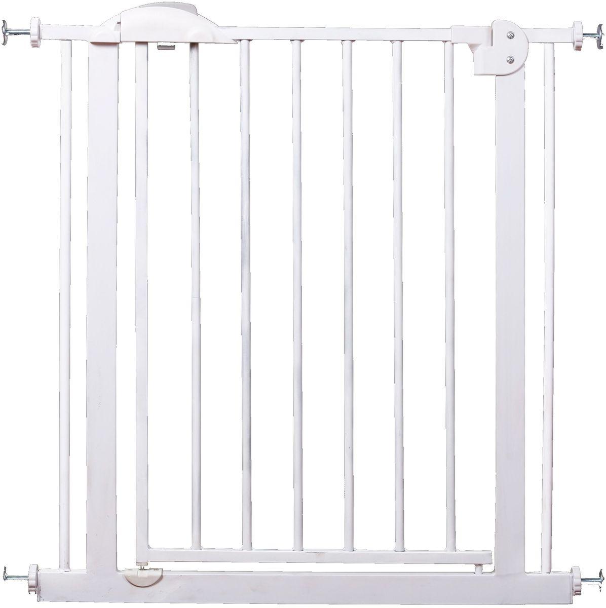 Baby Safe Барьер-калитка для дверного проема 67-75 см - Безопасность ребенка