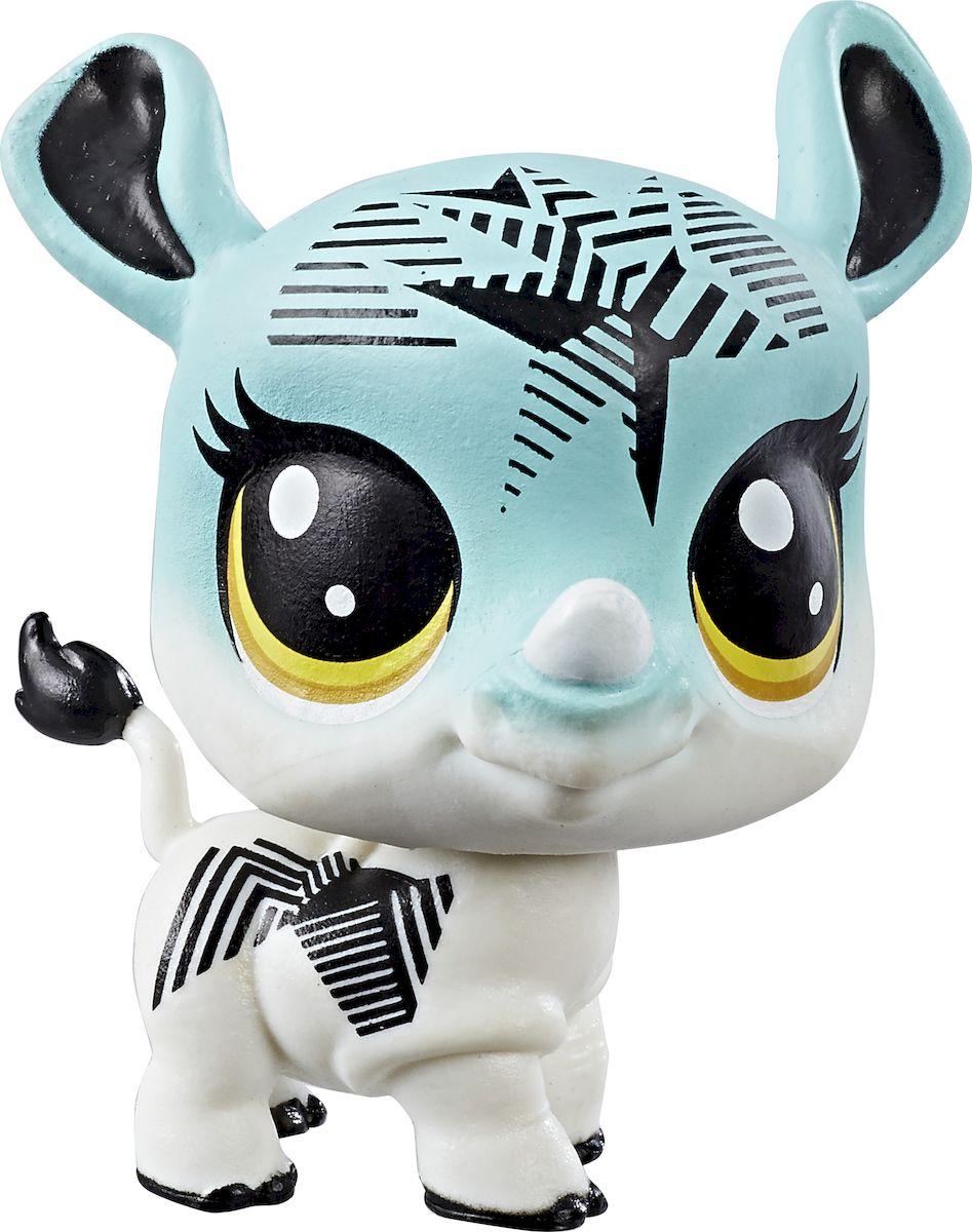 Littlest Pet Shop Фигурка Sapphire Rhinostar littlest pet shop мягкая игрушка bullena
