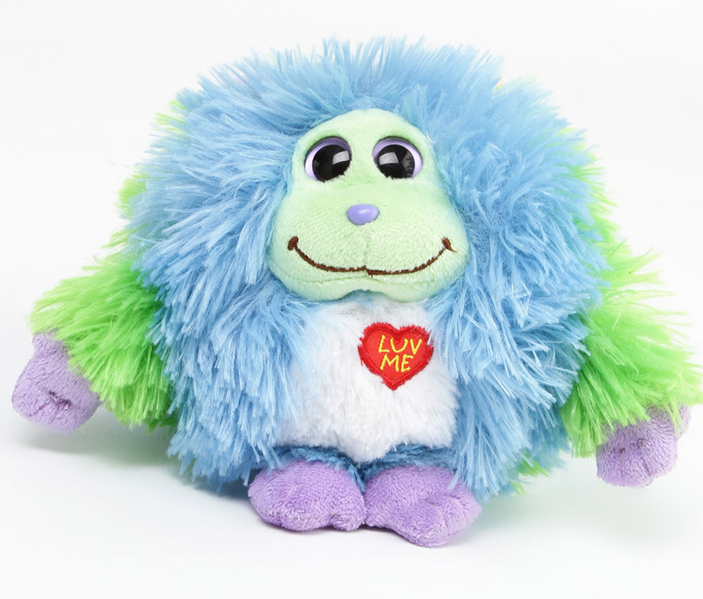 TY Мягкая озвученная игрушка Монстр Benny 11 см мягкие игрушки ty beanie boos обезьянка coconut 40 см