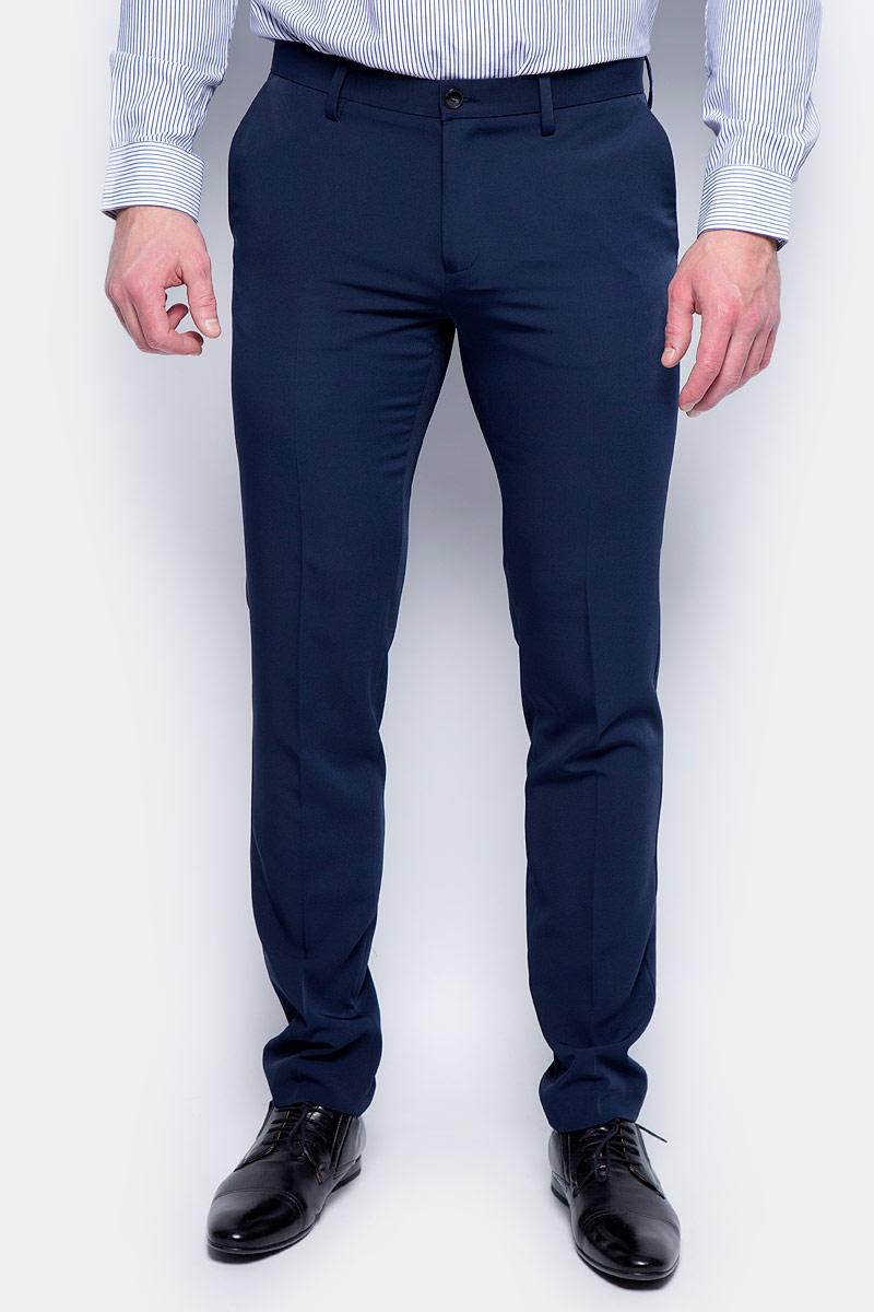 Брюки мужские United Colors of Benetton, цвет: темно-синий. 4AZZ55678_06U. Размер 50 брюки united colors of benetton брюки