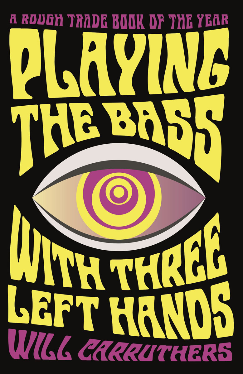 Playing the Bass with Three Left Hands three hands box set of 3 wood dice white