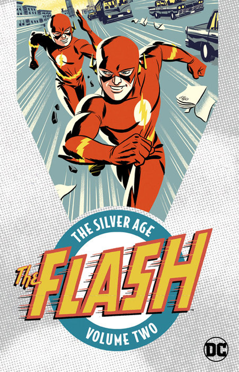 The Flash: The Silver Age Vol. 2 the silver chair