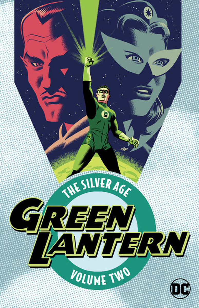 Green Lantern: The Silver Age Vol. 2 green lantern the wrath of the first lantern