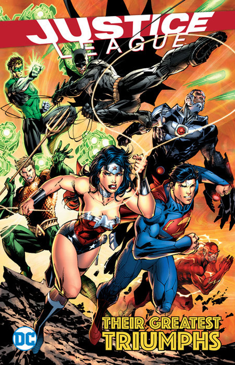 Justice League: Their Greatest Triumphs justice league of america the silver age vol 3