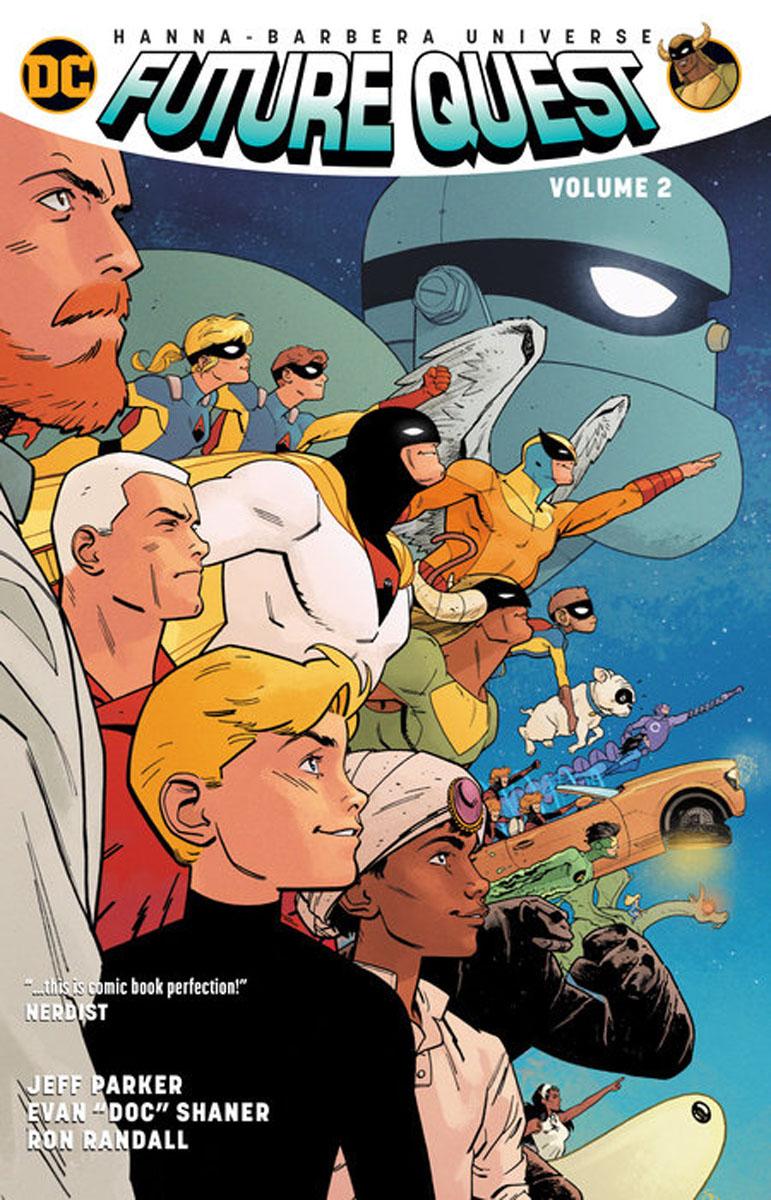 Future Quest Vol. 2 morgan rice a quest of heroes