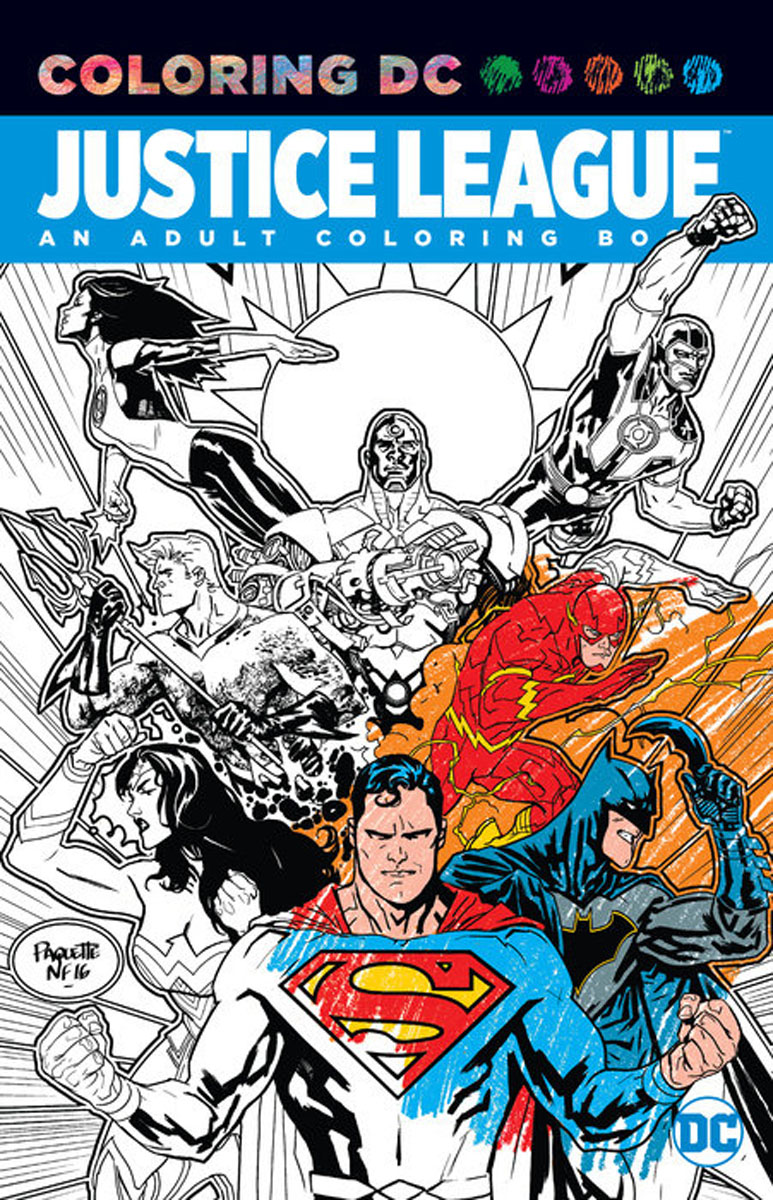 Justice League: An Adult Coloring Book an evaluation of restorative justice in the youth justice framework
