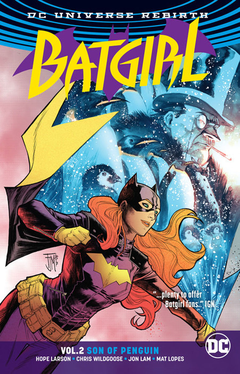 Batgirl Vol. 2: Son of Penguin earth 2 society vol 4 life after death