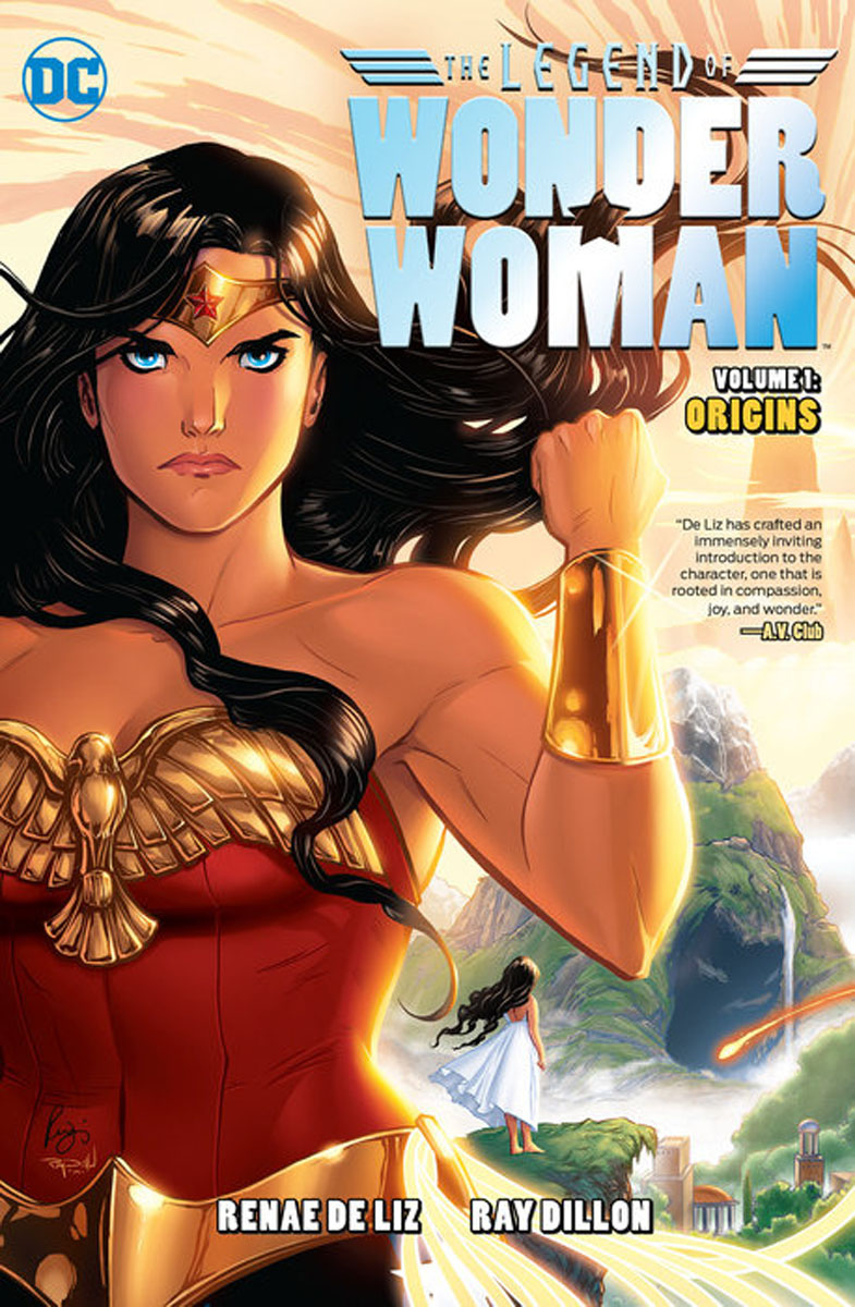 The Legend of Wonder Woman: Origins what a woman needs