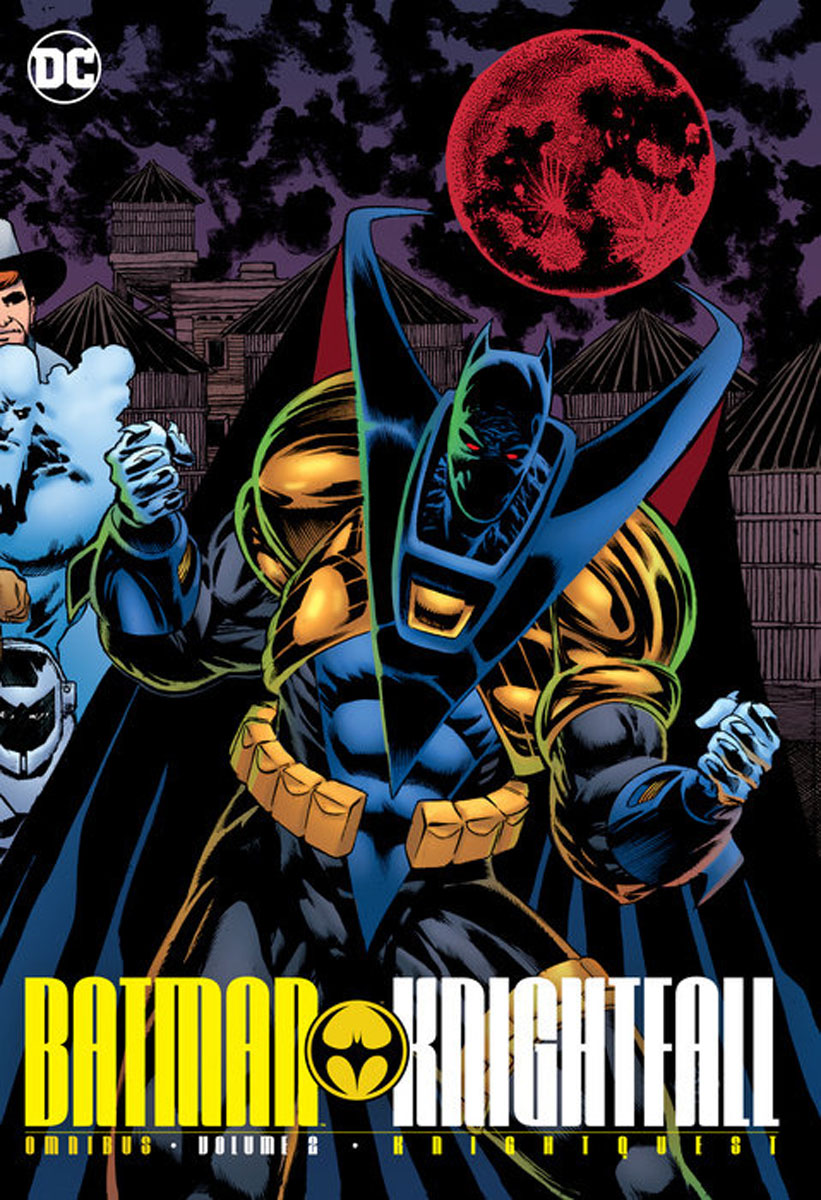 Batman Knightfall Omnibus Volume 2: Knightsquest crusade vol 3 the master of machines