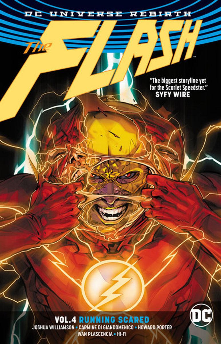 The Flash Vol. 4: Running Scared (Rebirth) wonder woman vol 3 the truth rebirth