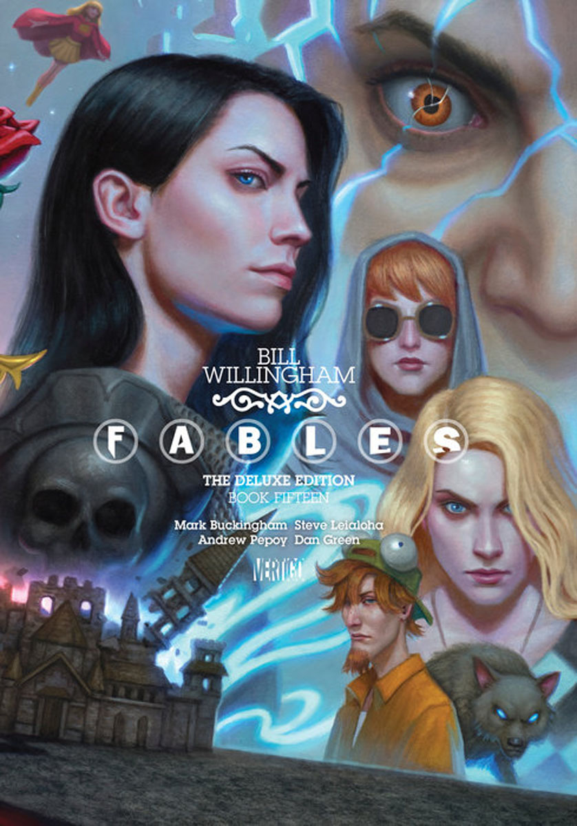 Fables: The Deluxe Edition Book Fifteen fables book 6