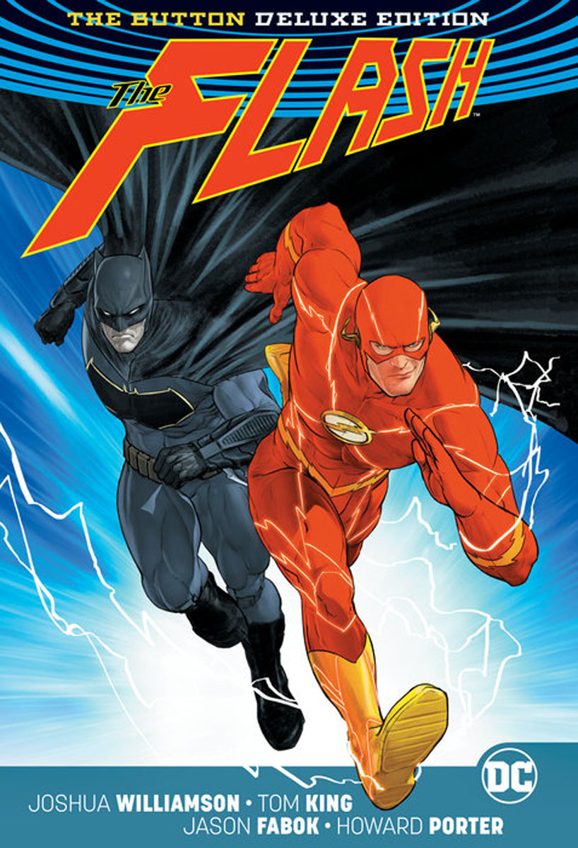 Batman/The Flash: The Button Deluxe Edition the heir