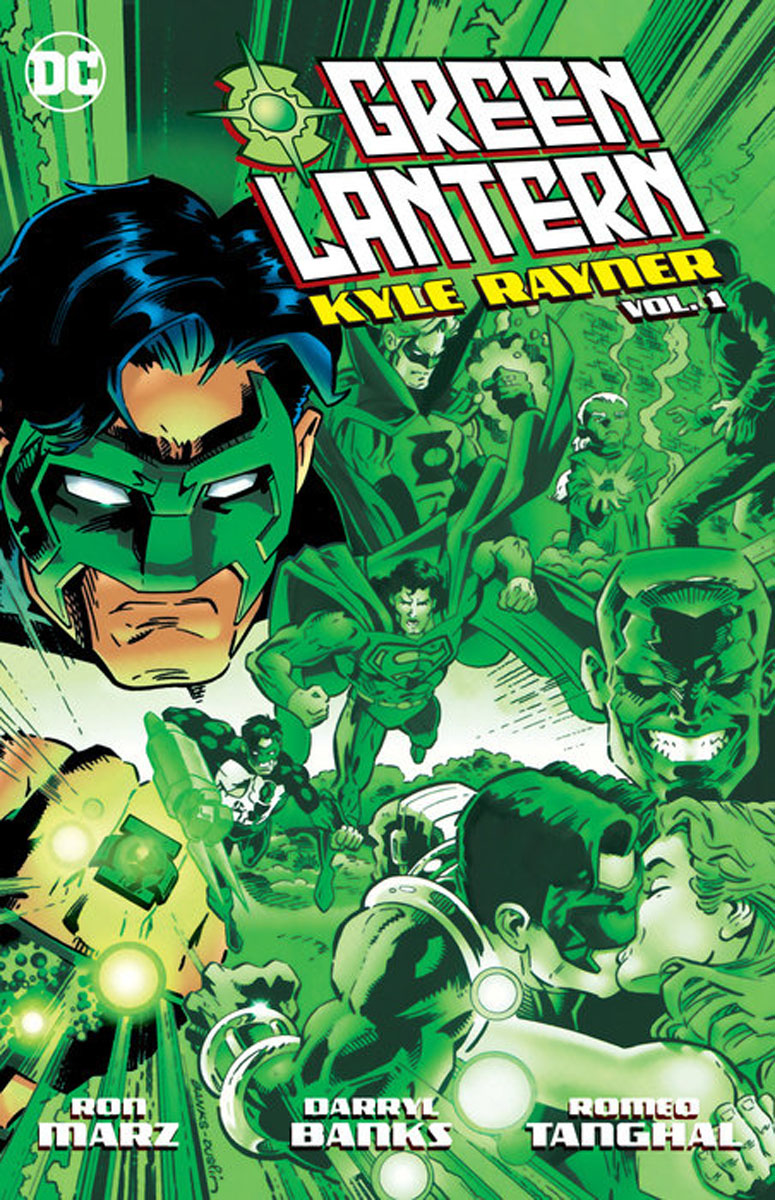 Green Lantern: Kyle Rayner Vol. 1 lament of the lost moors vol 4 kyle of klanach