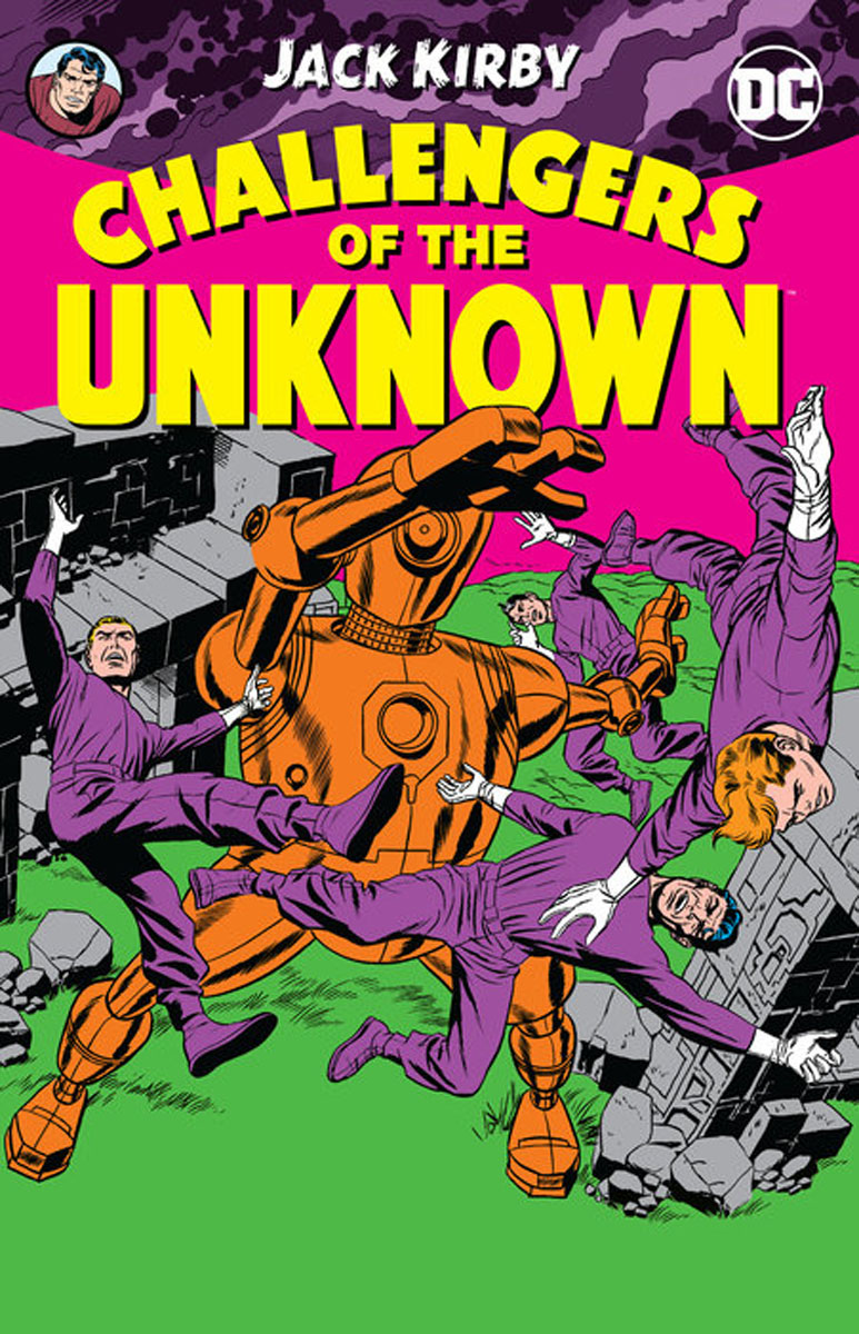 Challengers of the Unknown a new lease of death