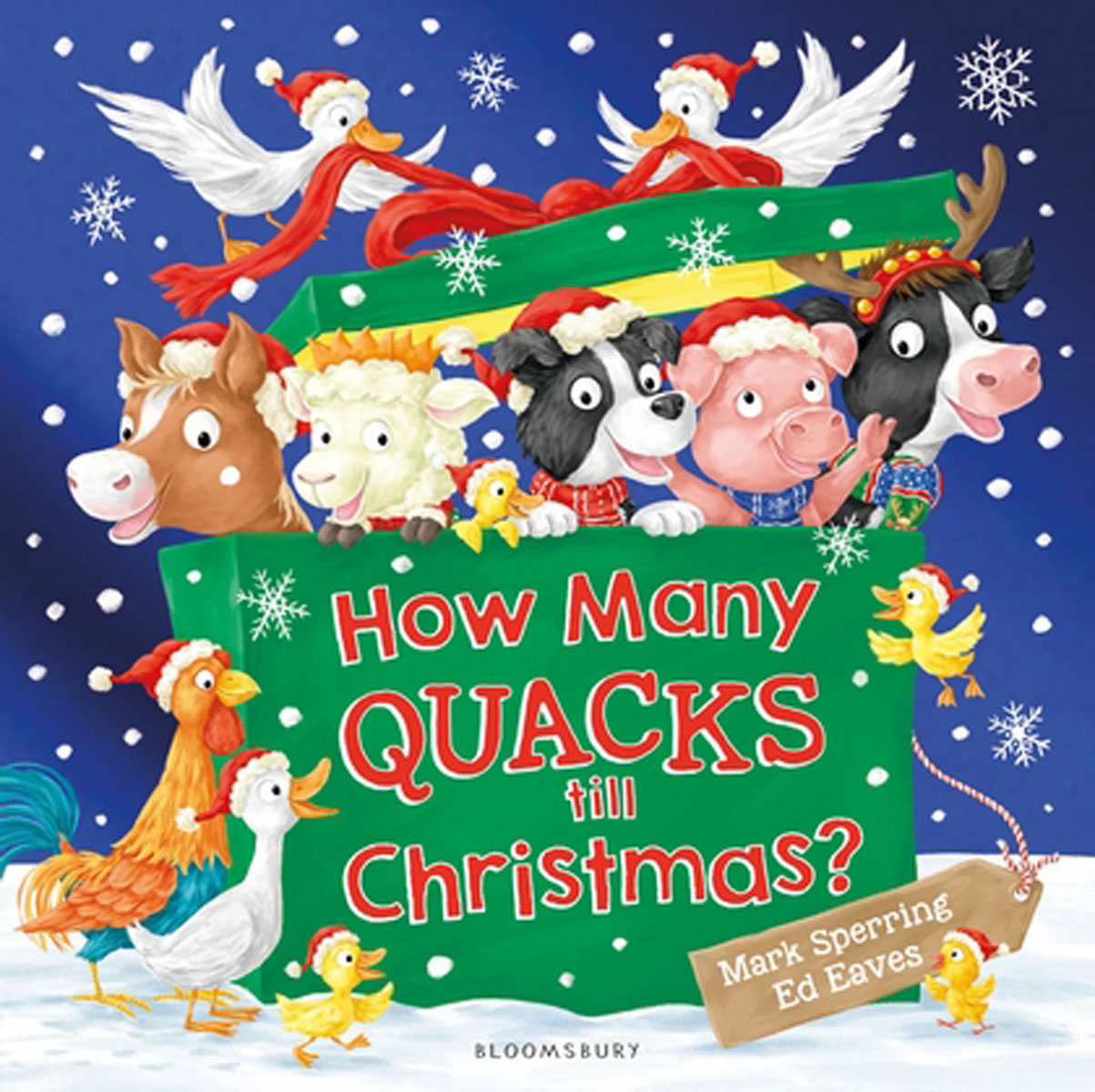 How Many Quacks Till Christmas?