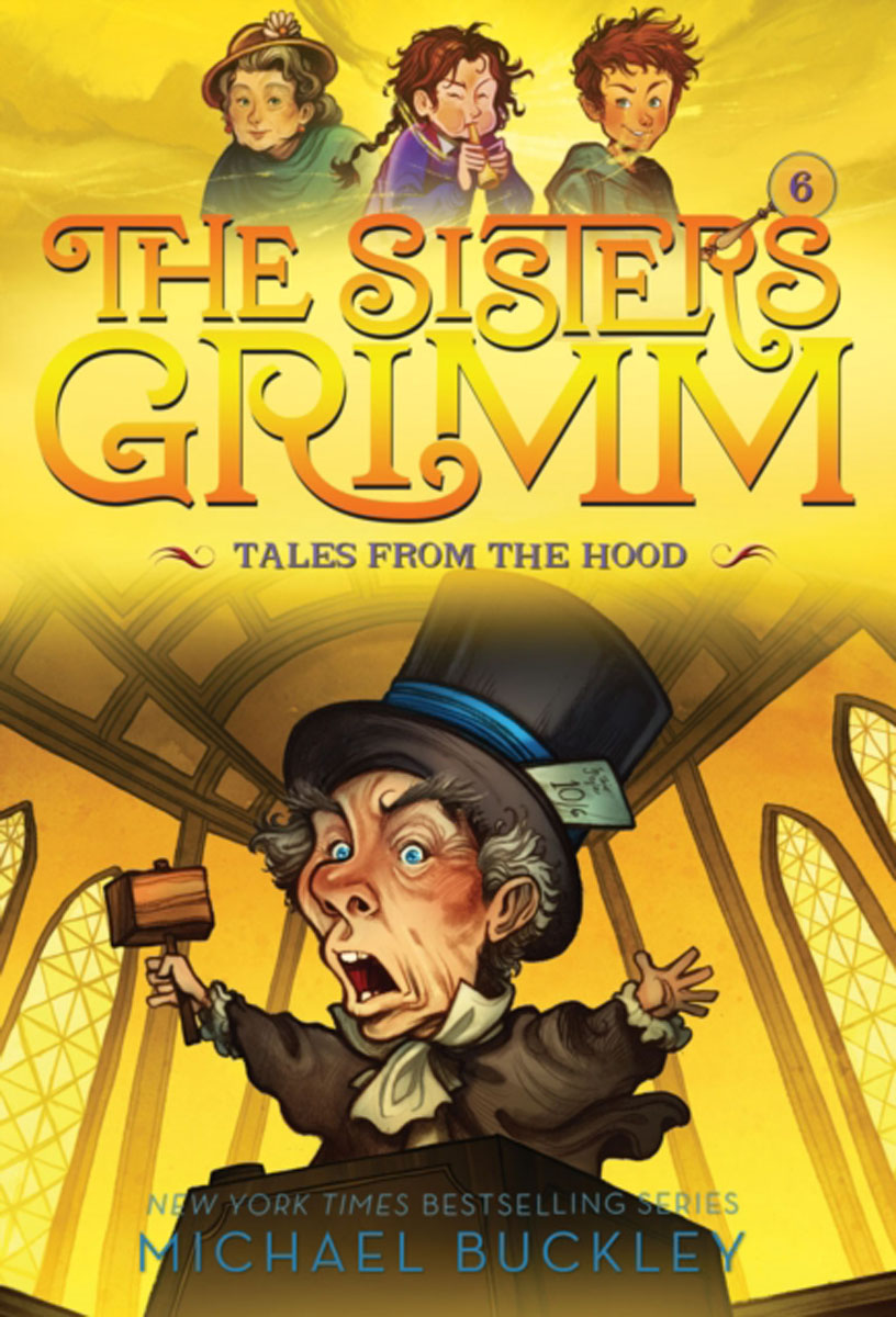 Tales from the Hood (The Sisters Grimm #6) tales from the borderlands [ps4]