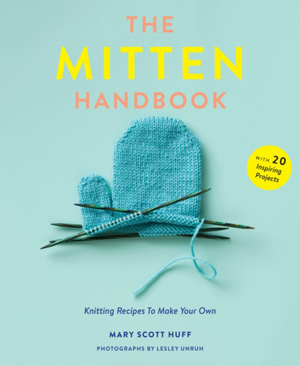 The Mitten Handbook knitting the perfect fit