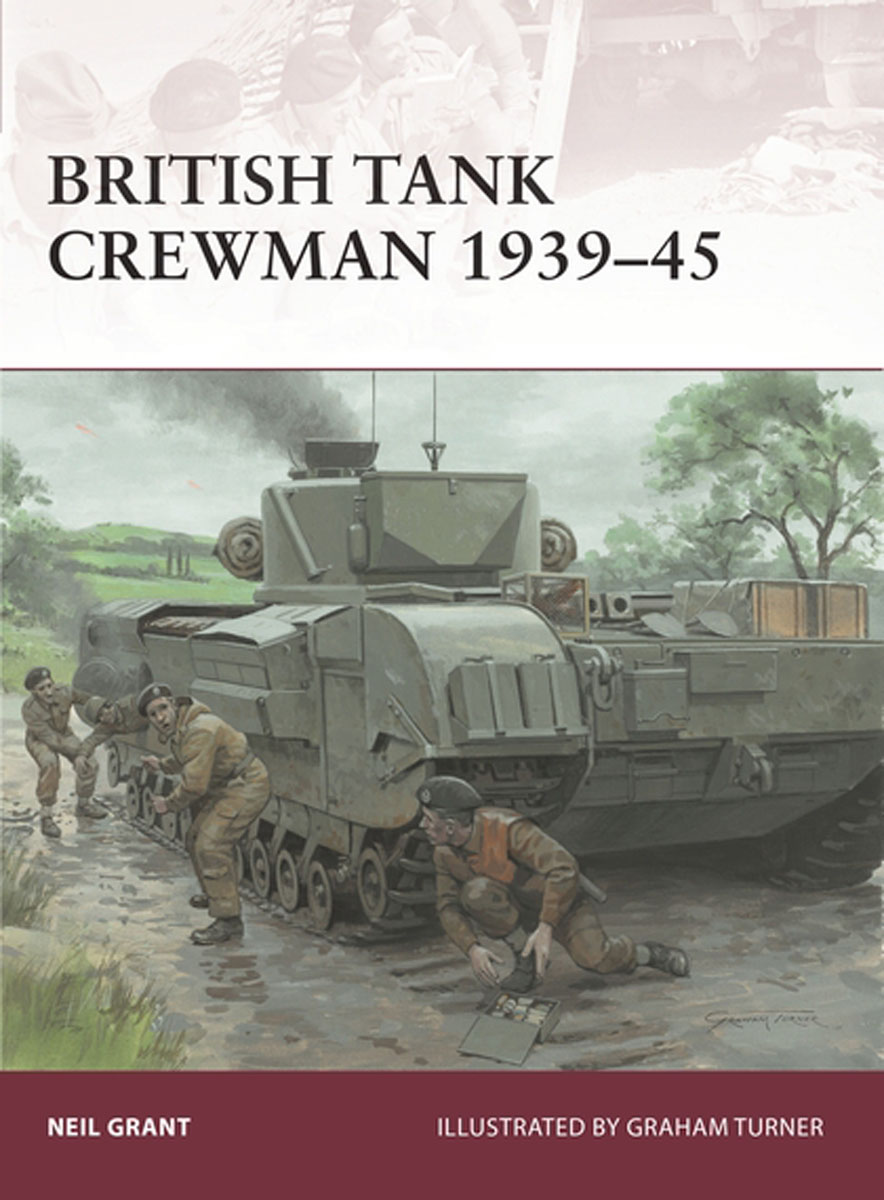 British Tank Crewman 1939-45 paterson every front – the making of the cold war