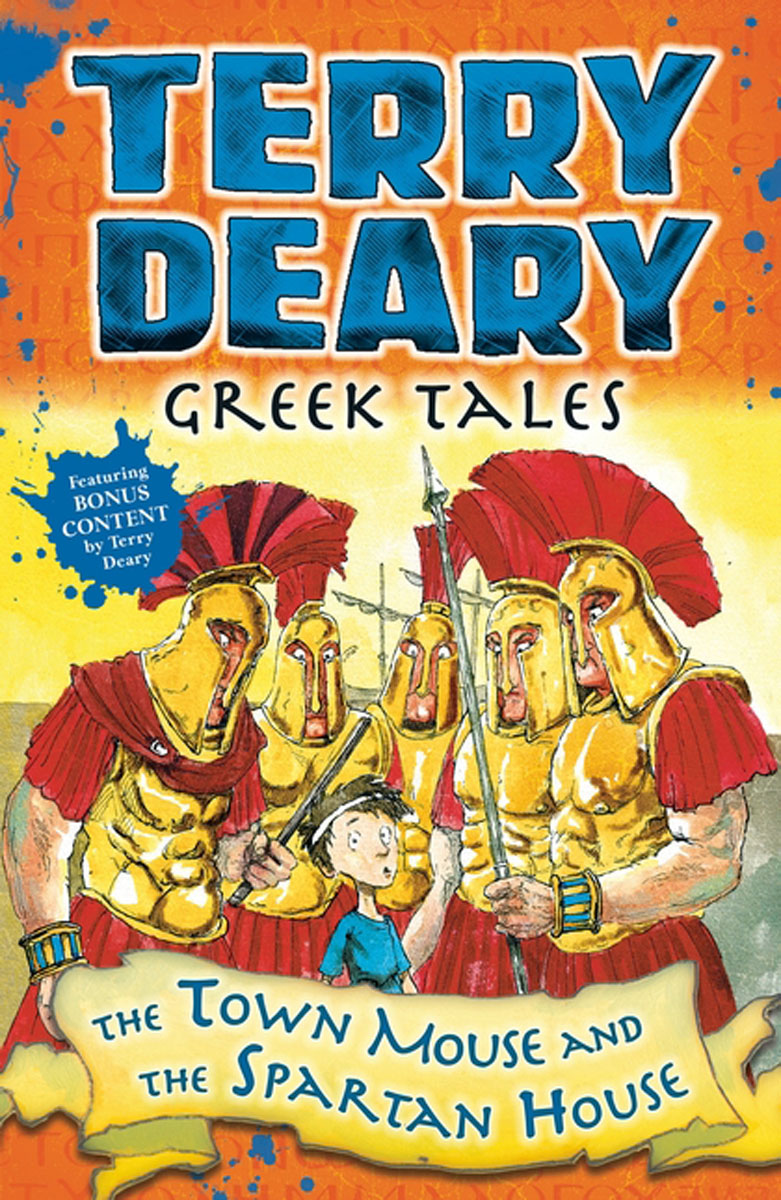 Greek Tales: The Town Mouse and the Spartan House rdr cd [green a1 ] town mouse and the