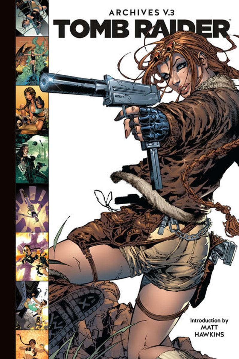 Tomb Raider Archives Volume 3 чайник lara lr00 05