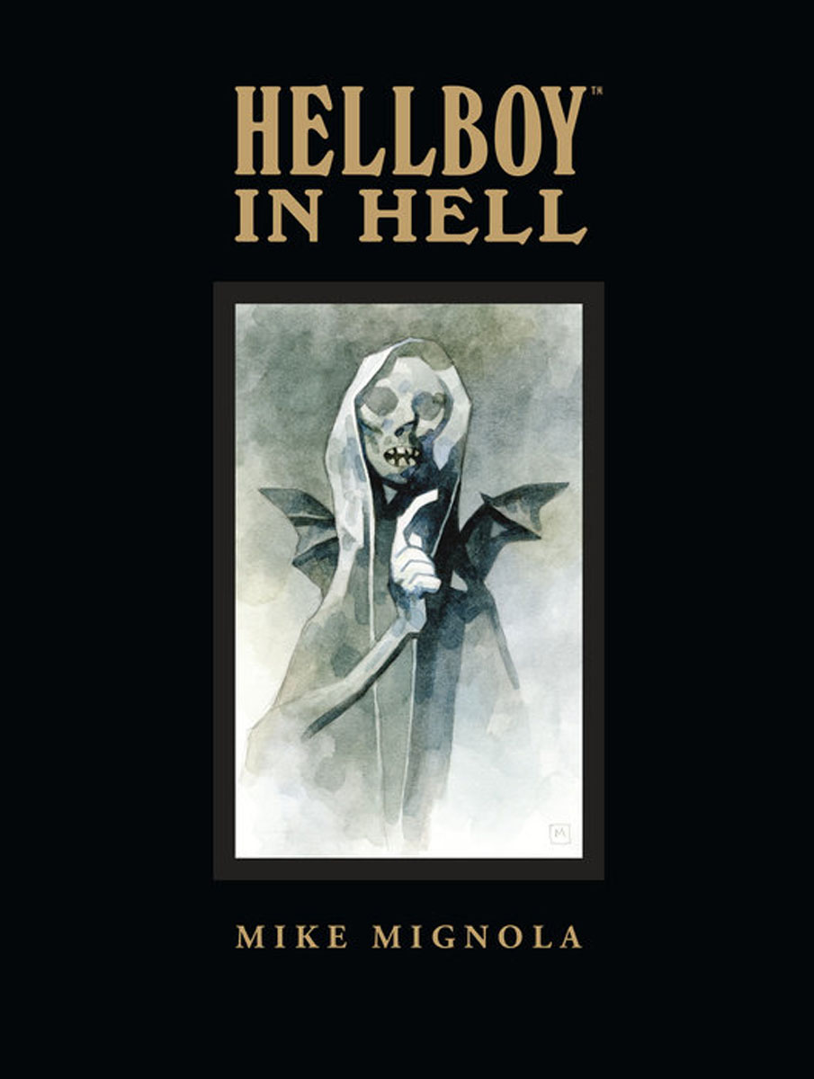 Hellboy in Hell Library Edition hellboy the art of hellboy