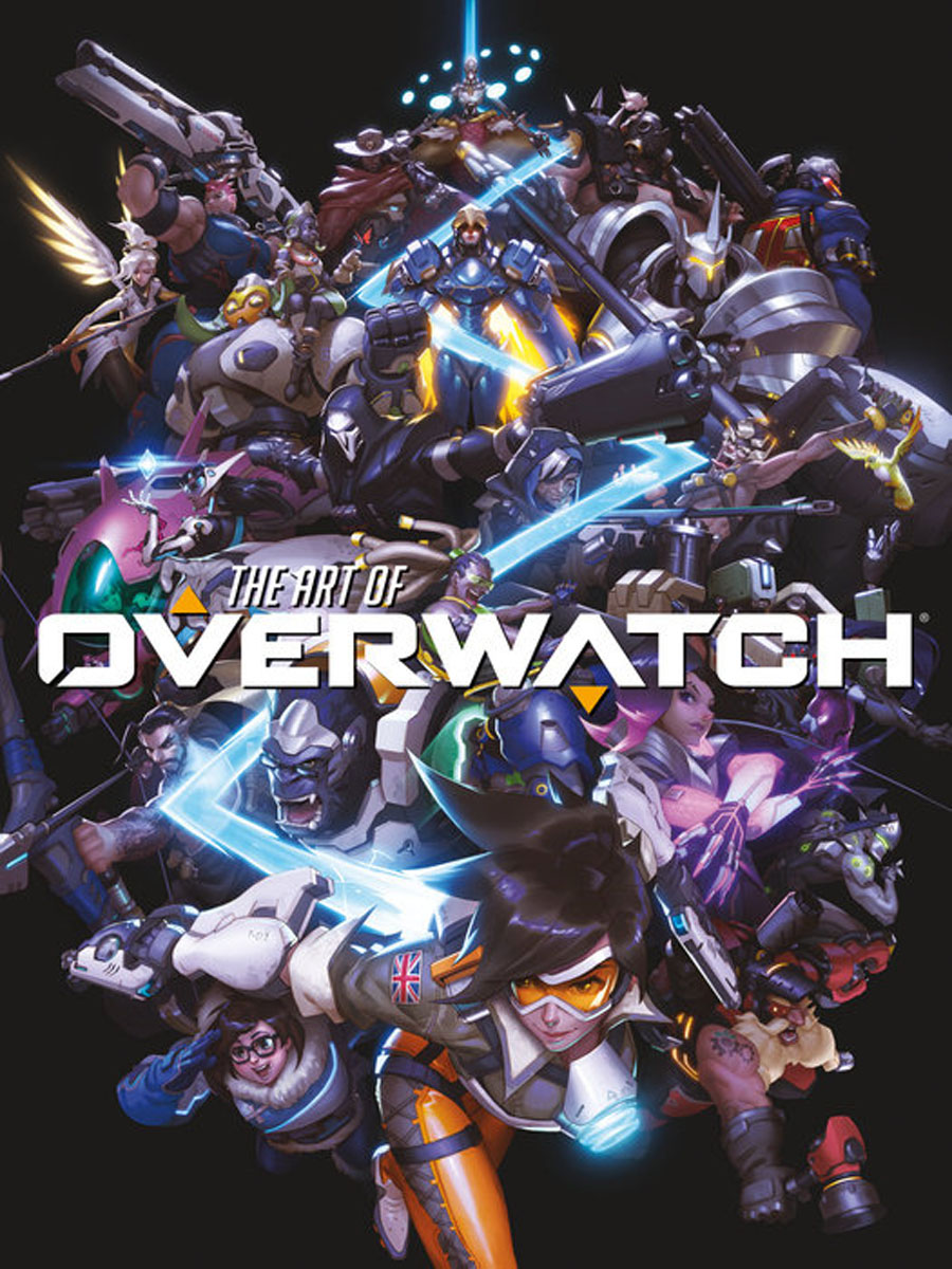 The Art of Overwatch art time nsr 3433 art time