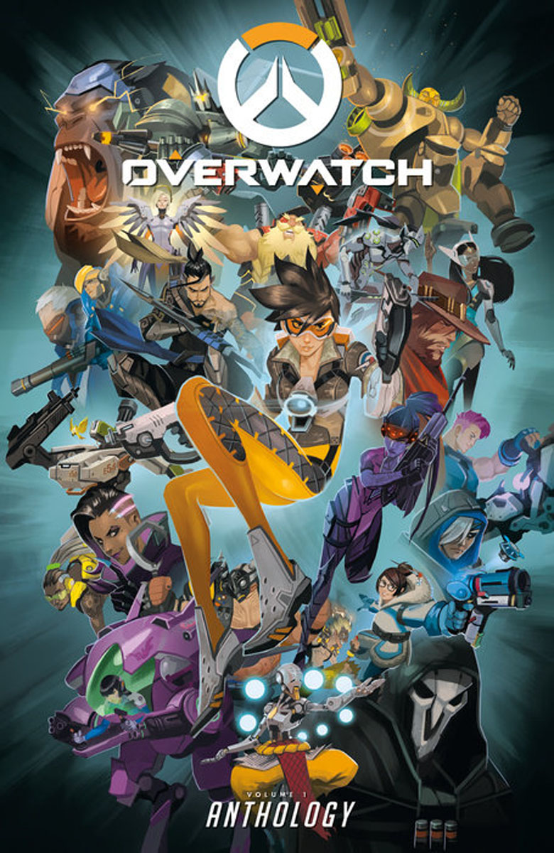Overwatch: Anthology Volume 1 overwatch game of the year edition [ps4]