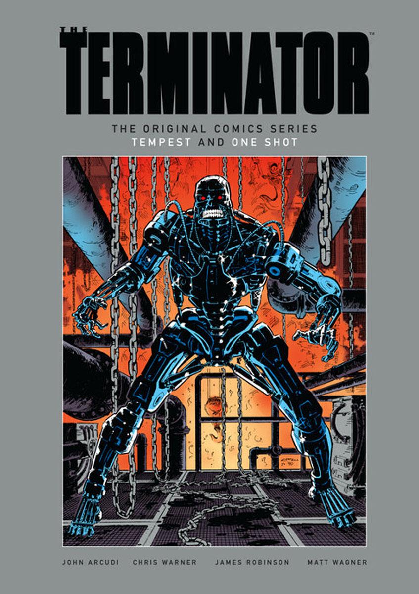 The Terminator: The Original Comics Series-Tempest and One Shot batman detective comics volume 9 gordon at war