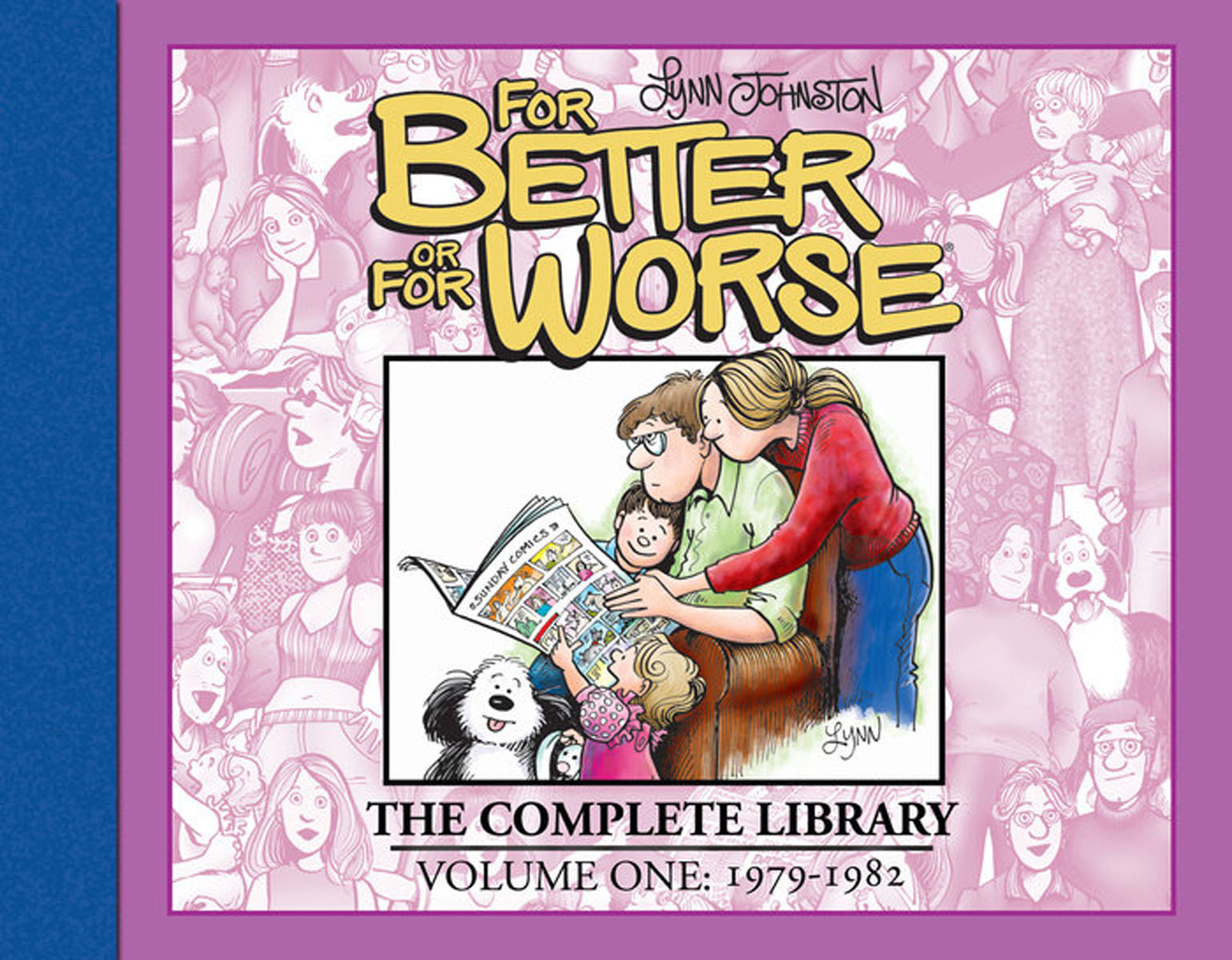 For Better or For Worse: The Complete Library, Vol. 1 powers the definitive hardcover collection vol 7