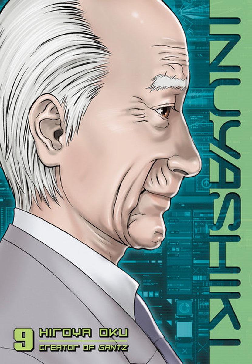 Inuyashiki 9 inuyashiki 9