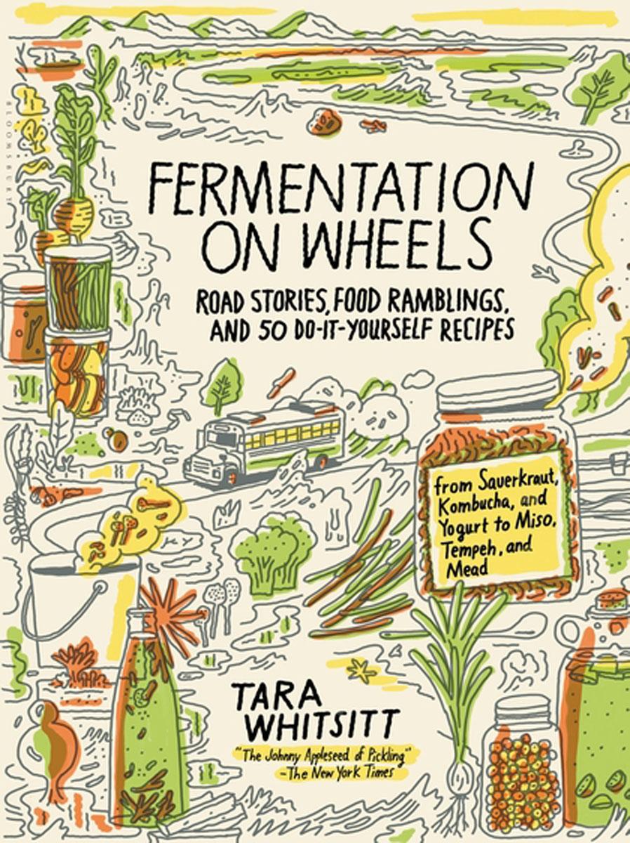 Fermentation on Wheels mastering fermentation