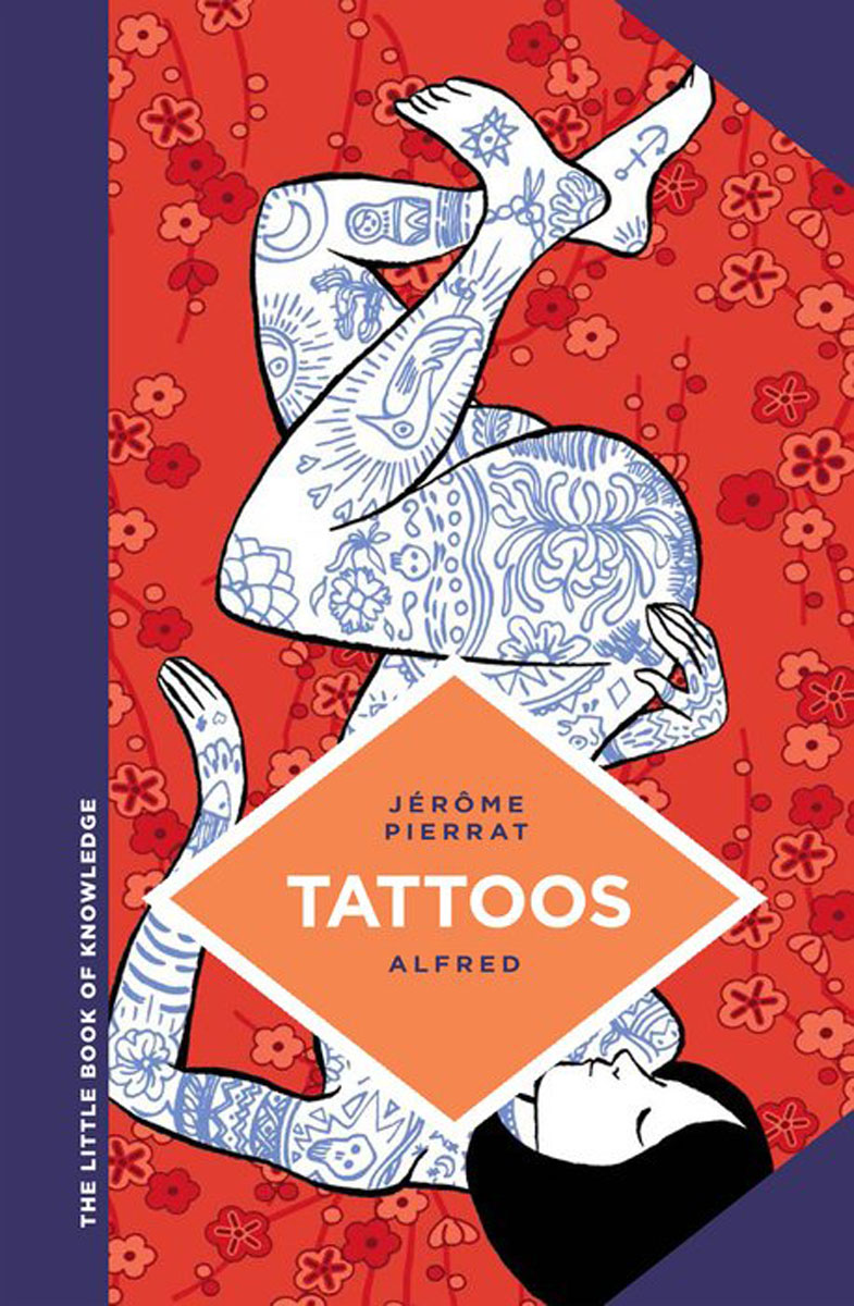 The Little Book of Knowledge: Tattoos nina stefanovich tale about littleworm book for kids