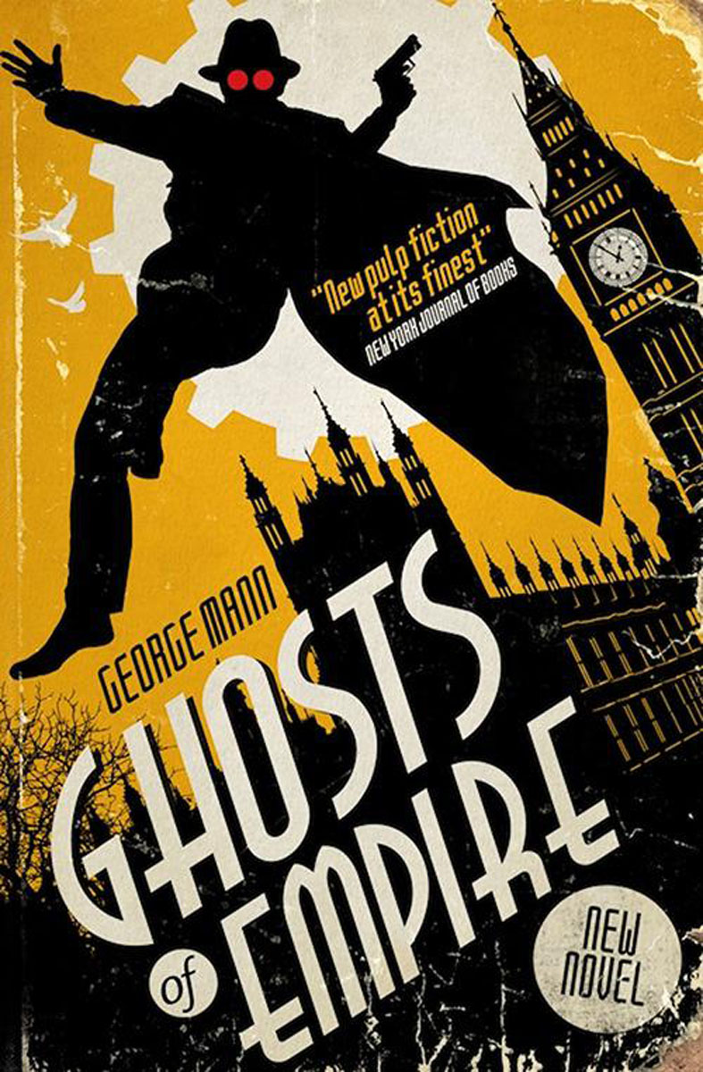 Ghosts of Empire (A Ghost Novel) gathering darkness a falling kingdoms novel