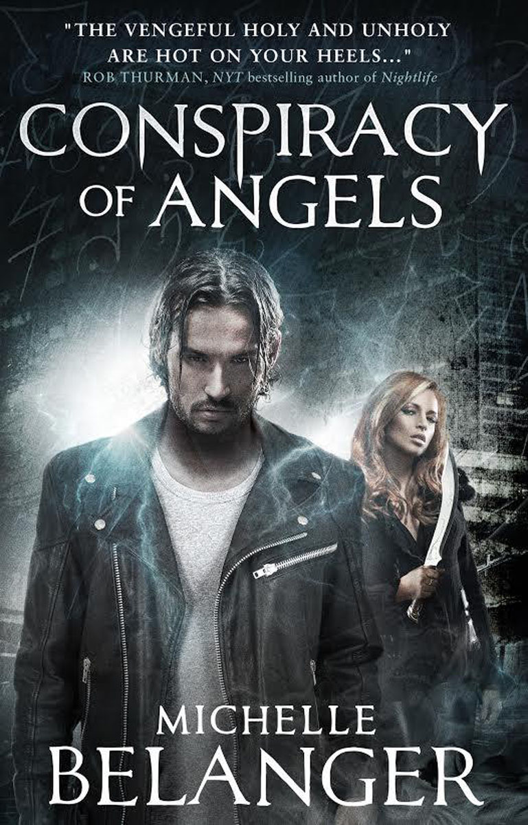 Conspiracy of Angels (Conspiracy of Angels #1) blood of the earth