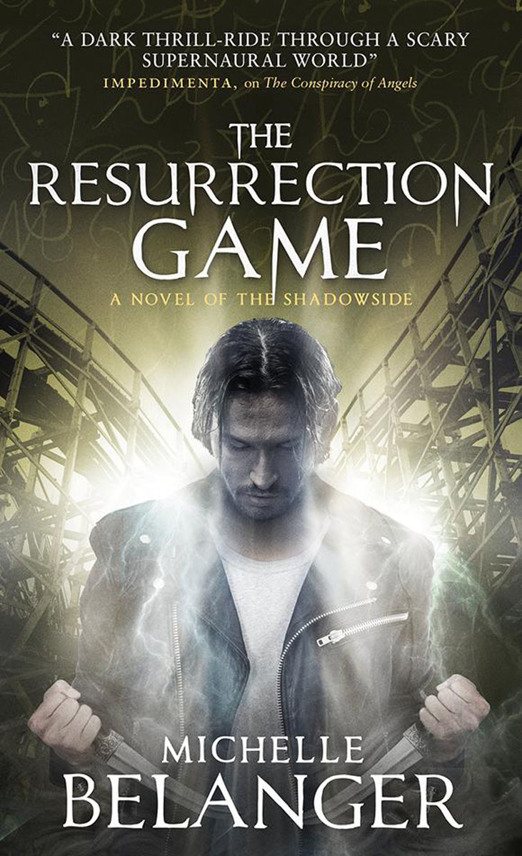 The Resurrection Game (Conspiracy of Angels #3) blake pierce before he sees