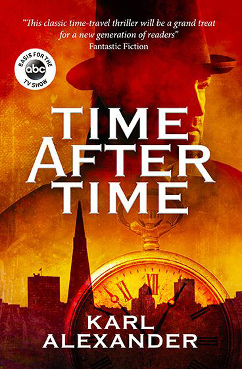 Time After Time what was the san francisco earthquake