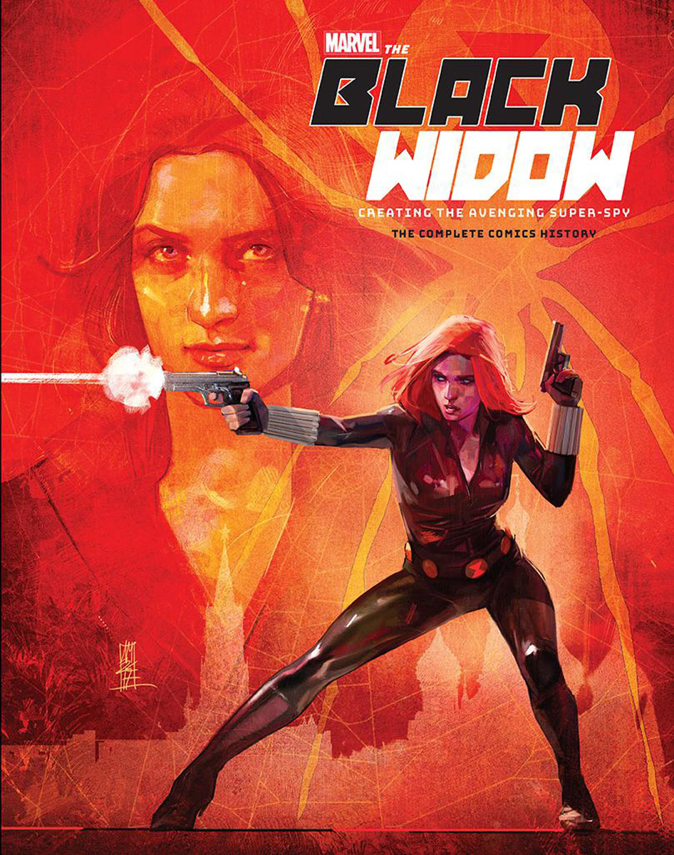 Marvel's The Black Widow Creating the Avenging Super-Spy bartonf the widow