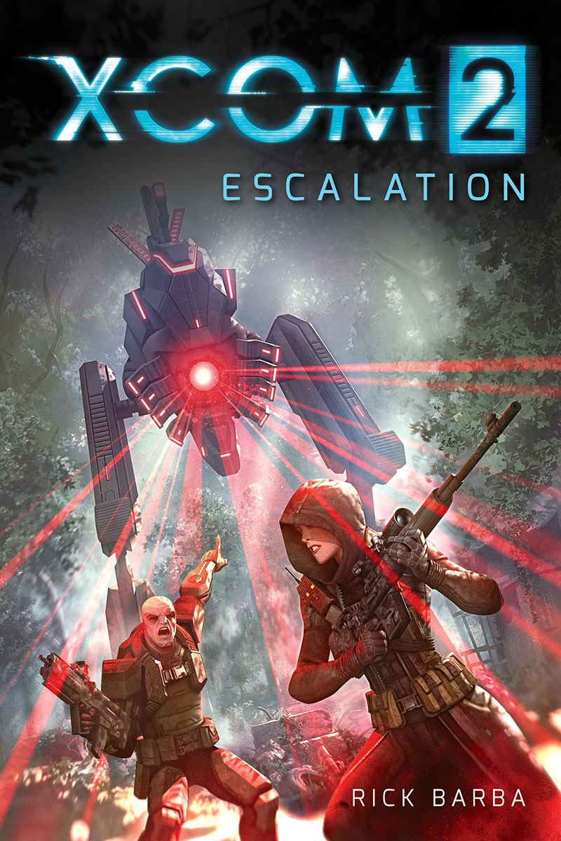 halo volume 2 escalation XCOM 2 - Escalation
