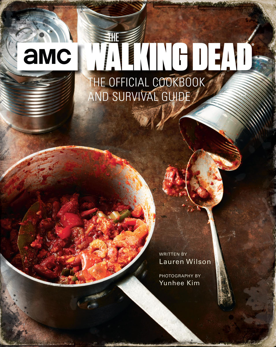 The Walking Dead The Official Cookbook the dutch oven cookbook