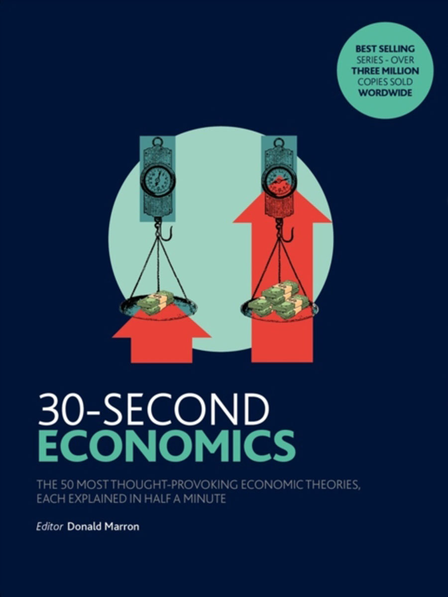 30-Second Economics david wiedemer the aftershock investor a crash course in staying afloat in a sinking economy